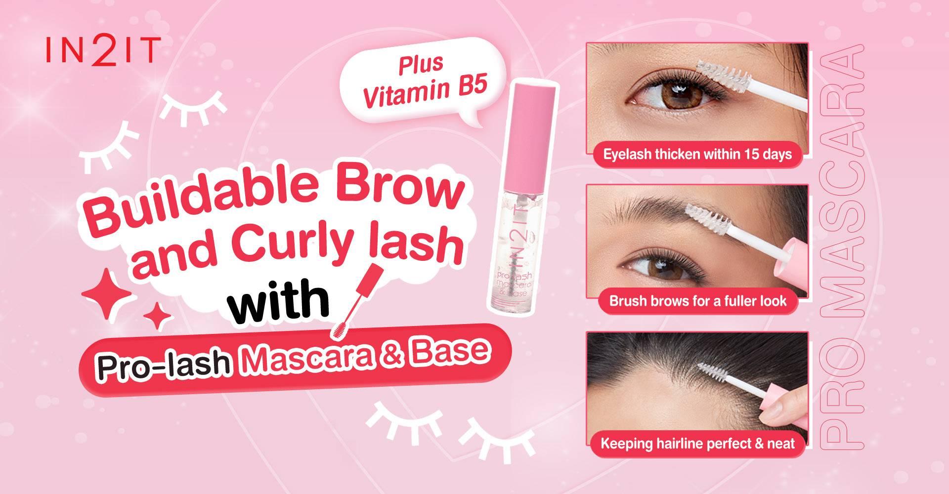 Pro-lash Mascara & Base