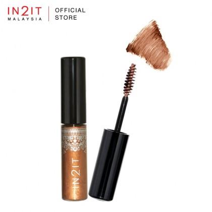 IN2IT Natural Brow Waterproof Eyebrow Mascara (NBM)