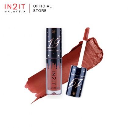IN2IT Liquid Matte Mini Lipsticks (VMM)