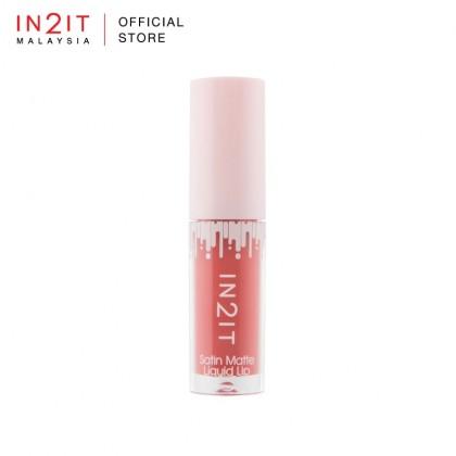IN2IT Satin Matte Liquid Lip Special Mini Collection  (SMLM)